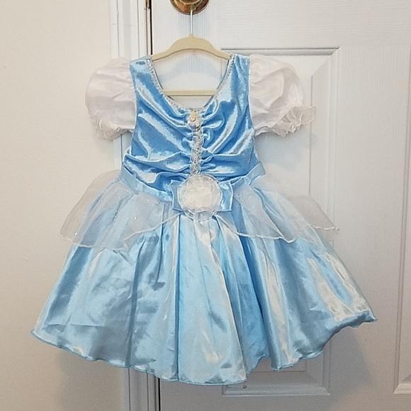 disney costumes store deluxe cinderella costume for baby poshmark poshmark